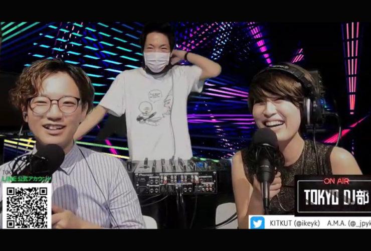 TOKYO DJ部 RADIO 生放送